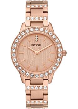 fashion наручные  женские часы Fossil ES3020. Коллекция Jesse.