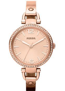 fashion наручные  женские часы Fossil ES3226. Коллекция Georgia
