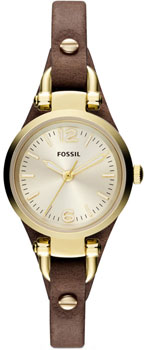 fashion наручные  женские часы Fossil ES3264. Коллекция Georgia