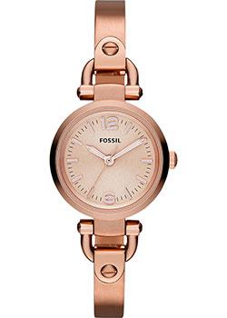 fashion наручные  женские часы Fossil ES3268. Коллекция Georgia.