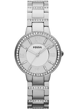 fashion наручные  женские часы Fossil ES3282. Коллекция Virginia.