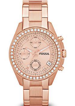 fashion наручные  женские часы Fossil ES3352. Коллекция Decker