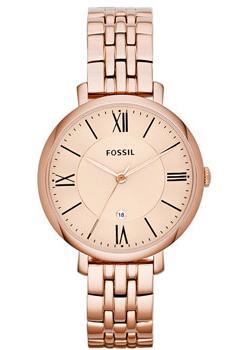 fashion наручные  женские часы Fossil ES3435. Коллекция Jacqueline