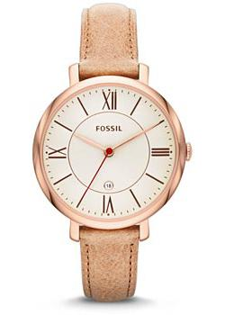 fashion наручные  женские часы Fossil ES3487. Коллекция Jacqueline