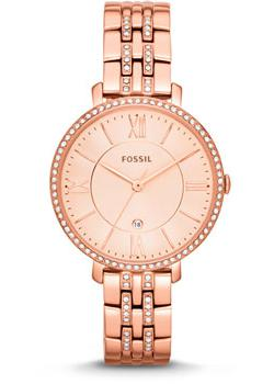 fashion наручные  женские часы Fossil ES3546. Коллекция Jacqueline
