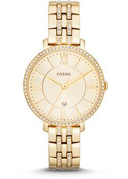 fashion наручные  женские часы Fossil ES3547. Коллекция Jacqueline