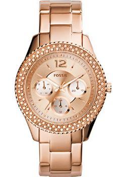 fashion наручные  женские часы Fossil ES3590. Коллекция Stella