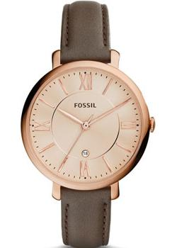 fashion наручные  женские часы Fossil ES3707. Коллекция Jacqueline
