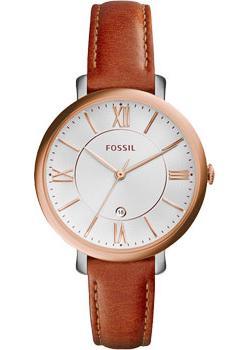 fashion наручные  женские часы Fossil ES3842. Коллекция Jacqueline