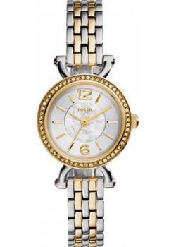 fashion наручные  женские часы Fossil ES3895. Коллекция Georgia