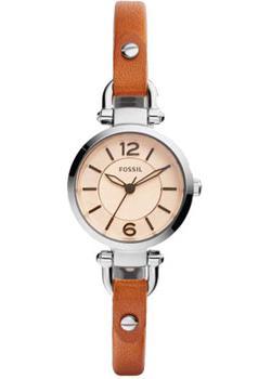 fashion наручные  женские часы Fossil ES4025. Коллекция Georgia