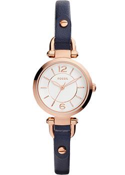 fashion наручные  женские часы Fossil ES4026. Коллекция Georgia