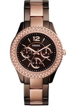 fashion наручные  женские часы Fossil ES4079. Коллекция Stella