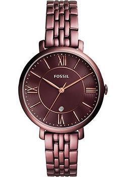 fashion наручные  женские часы Fossil ES4100. Коллекция Jacqueline