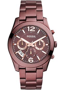 fashion наручные  женские часы Fossil ES4110. Коллекция Perfect Boyfriend
