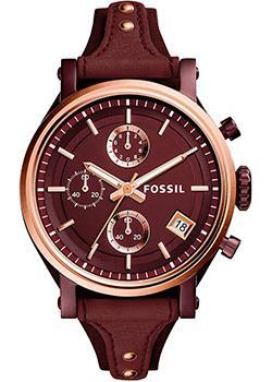 fashion наручные  женские часы Fossil ES4114. Коллекция Original Boyfriend