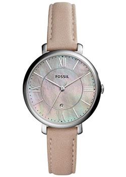 Fashion наручные женские часы Fossil ES4151. Коллекция Jacqueline фото