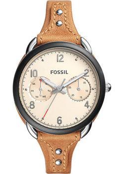 fashion наручные  женские часы Fossil ES4175. Коллекция Tailor