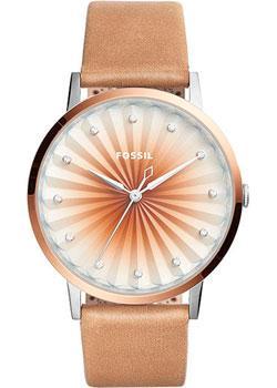 fashion наручные  женские часы Fossil ES4199. Коллекция Vintage Muse