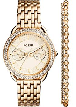 fashion наручные  женские часы Fossil ES4247_set. Коллекция Tailor