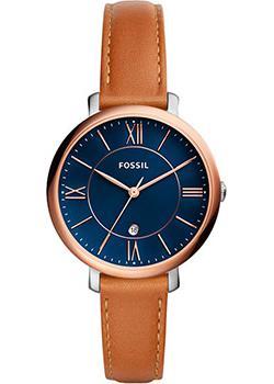 fashion наручные  женские часы Fossil ES4274. Коллекция Jacqueline