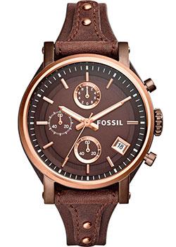 fashion наручные  женские часы Fossil ES4286. Коллекция Original Boyfriend