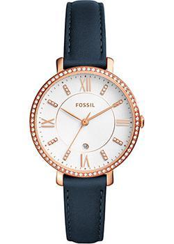 fashion наручные  женские часы Fossil ES4291. Коллекция Jacqueline