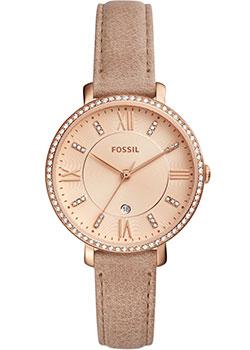 fashion наручные  женские часы Fossil ES4292. Коллекция Jacqueline