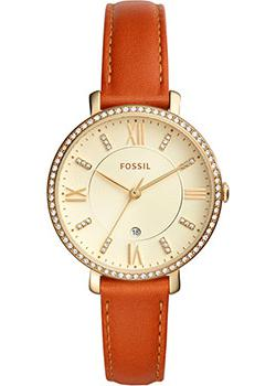 fashion наручные  женские часы Fossil ES4293. Коллекция Jacqueline
