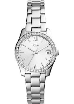 fashion наручные  женские часы Fossil ES4317. Коллекция Scarlette.