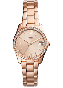 fashion наручные  женские часы Fossil ES4318. Коллекция Scarlette
