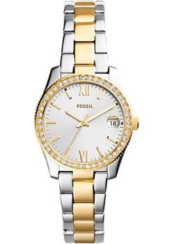 fashion наручные  женские часы Fossil ES4319. Коллекция Scarlette