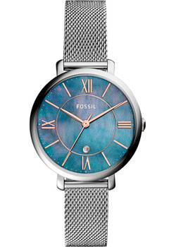fashion наручные  женские часы Fossil ES4322. Коллекция Jacqueline