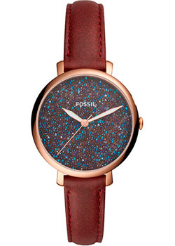 fashion наручные  женские часы Fossil ES4326. Коллекция Jacqueline