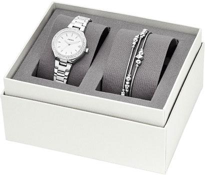 fashion наручные  женские часы Fossil ES4336_SET. Коллекция Blane