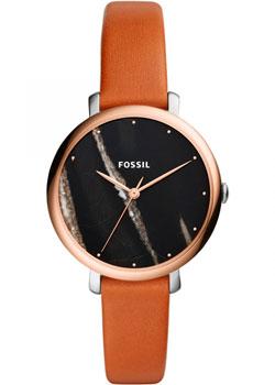 fashion наручные  женские часы Fossil ES4378. Коллекция Jacqueline.