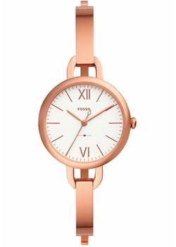 fashion наручные  женские часы Fossil ES4391. Коллекция Annette.