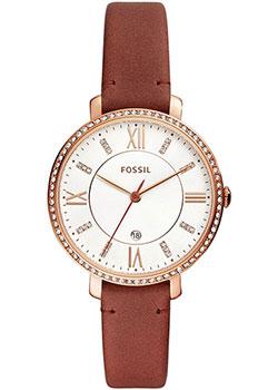 fashion наручные  женские часы Fossil ES4413. Коллекция Jacqueline.