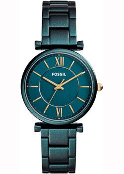 fashion наручные  женские часы Fossil ES4427. Коллекция Carlie.