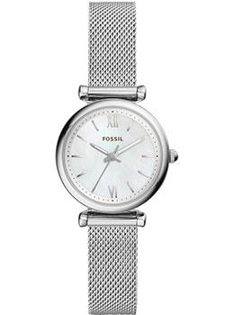 fashion наручные  женские часы Fossil ES4432. Коллекция Carlie.