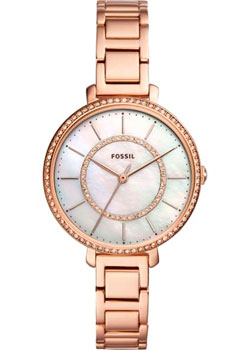 fashion наручные  женские часы Fossil ES4452. Коллекция Jocelyn.