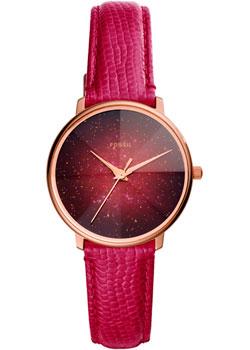 Fashion наручные женские часы Fossil ES4731. Коллекция Prismatic Galaxy фото
