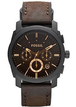 Наручные  мужские часы Fossil FS4656. Коллекция Chronograph