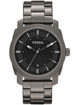 fashion наручные  мужские часы Fossil FS4774. Коллекция Machine.