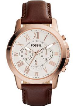 Fossil Часы Fossil FS4991. Коллекция Grant