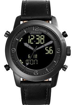 fashion наручные мужские часы Fossil FS5174. Коллекция Pilot