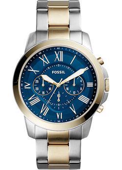 fashion наручные мужские часы Fossil FS5273. Коллекция Grant