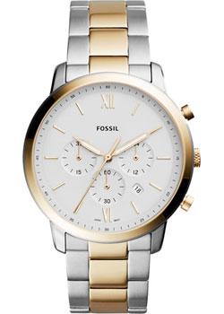 Наручные  мужские часы Fossil FS5385. Коллекция Neutra