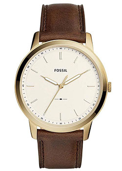 Наручные  мужские часы Fossil FS5397. Коллекция The Minimalist