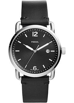 Наручные  мужские часы Fossil FS5406. Коллекция The Commuter